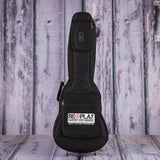 Levy's EM20CS RGE Logo Classical Guitar Gig Bag, 2130, front