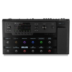 Line 6 Helix Floor Flagship Guitar Processor