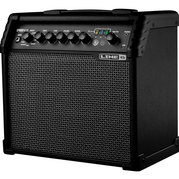 Line 6 Spider V 20 Modeling Amplifier