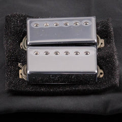 Lollar Imperial Humbucker Neck & Bridge, Chrome