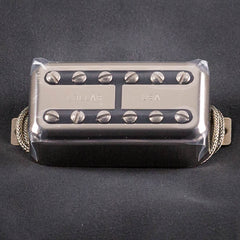 Lollar Lollartron Neck Humbucker, Nickel