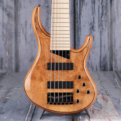 MTD Kingston Z6 6-String Electric Bass, Natural Gloss