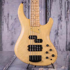 MTD Saratoga Custom 5-String Bass, Natural