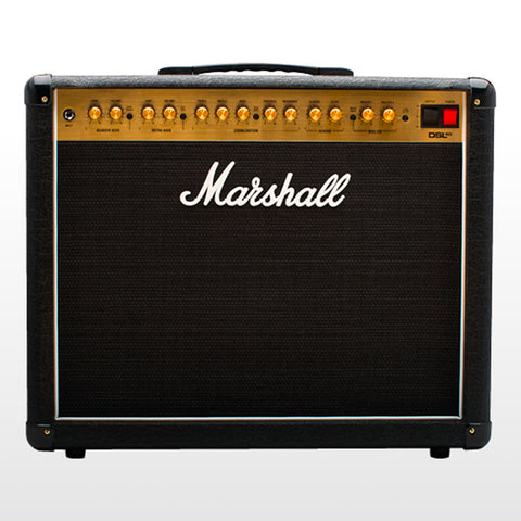 Marshall DSL40CR Combo Guitar Amplifier, 40W, front