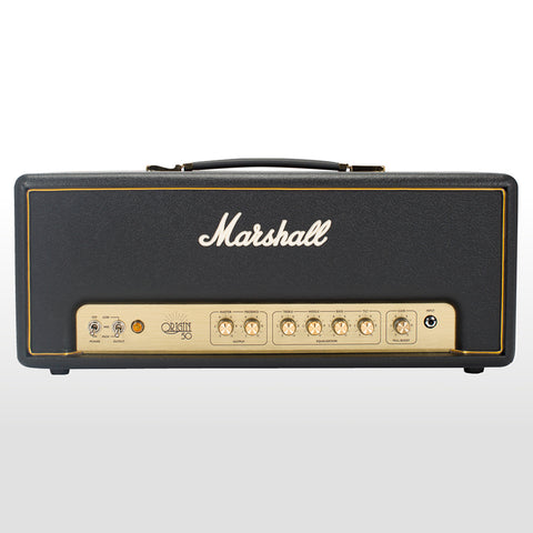 Marshall Origin50H Guitar Amplifier Head, 50W, front