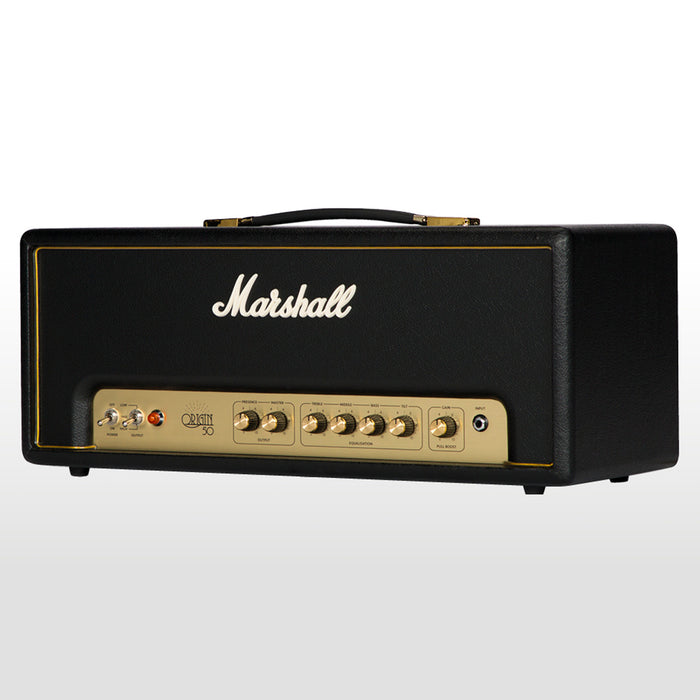 Marshall Origin50H Guitar Amp Head, 50W