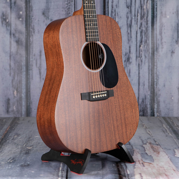 Martin D-10E Road Series Acoustic/Electric, Natural Sapele