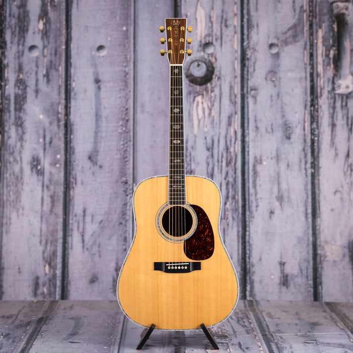 Martin 2017 D-41 Dreadnought, Natural