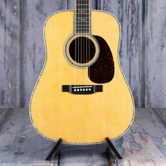 Martin D-45 Dreadnought, Natural
