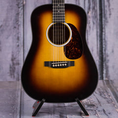 Martin DJR-10E Burst Acoustic/Electric, Sunburst