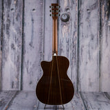 Martin OMC 35E acoustic electric guitar v4