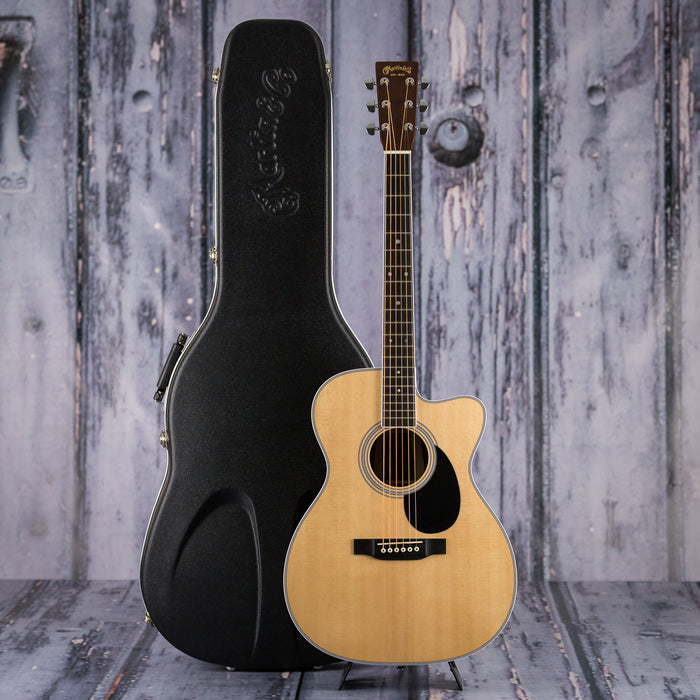 Martin OMC-35E acoustic-electric guitar