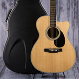 Martin OMC 35E acoustic electric guitar v9
