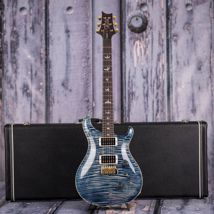 Paul Reed Smith Custom 24 10-Top, Faded Whale Blue