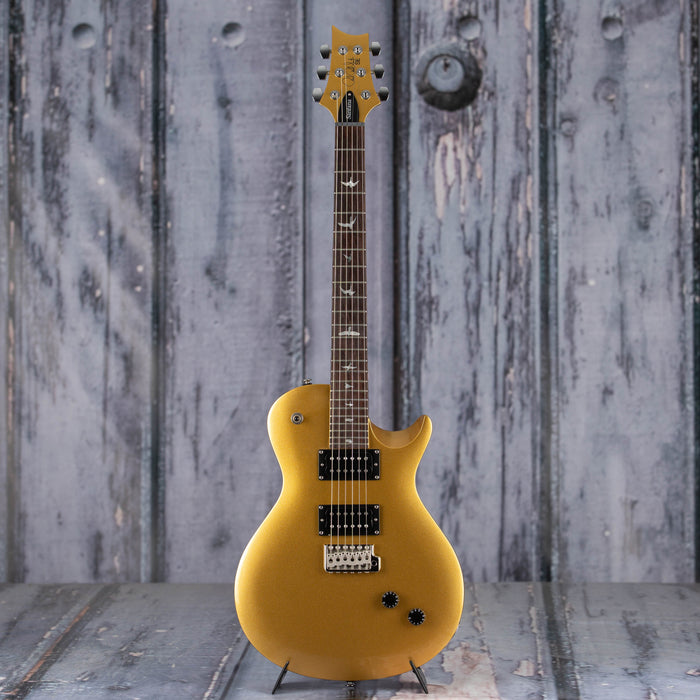 Paul Reed Smith SE Santana Singlecut Trem Electric, Egyptian Gold
