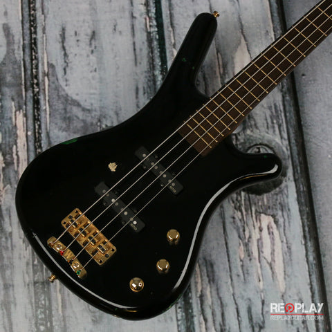 Used - Warwick Kip Winger Signed Bass