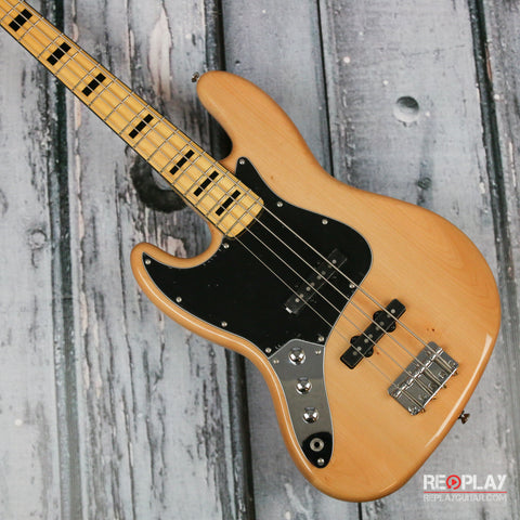 Squier Vintage Modified '70s Lefty Jazz Bass