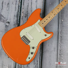 Fender Duo-Sonic (Capri Orange) *Demo Model*