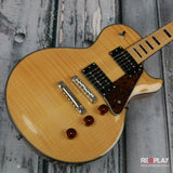 Electra Omega Prime Guitar Flame Maple