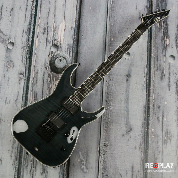 ESP LTD MH-1000 EverTune FM - Black