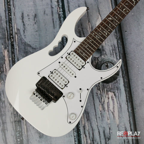 Ibanez JEMJR White *Demo Model*