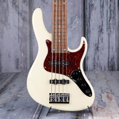 Sadowsky MetroLine 5-24 Vintage Alder 5-String Bass, Olympic White High Polish