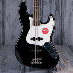 Squier Affinity Series Jazz Bass, Black