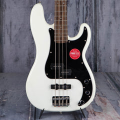 Squier Affinity Series Precision Bass, Olympic White