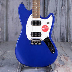 Squier Bullet Mustang, HH, Imperial Blue