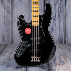 Squier Classic Vibe '70s Left-Handed Jazz Bass, Black