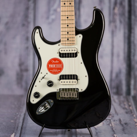Squier Contemporary Stratocaster HH left handed black