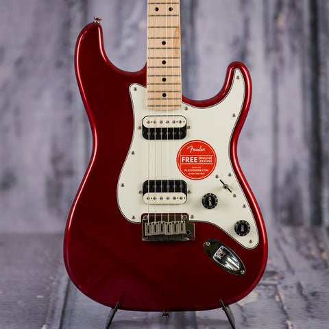 Squier Contemporary Stratocaster HH red