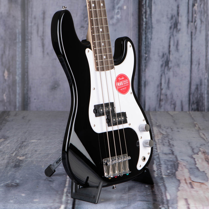 Squier Mini Precision Bass, Black