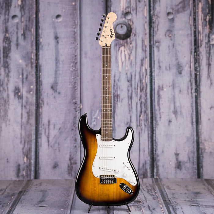 Squier SSS Strat Pack, Brown Sunburst