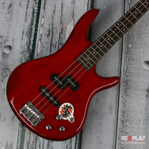 Ibanez GIO GSR200TR (Translucent Red)