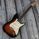 Fender Standard Stratocaster (Brown Sunburst)