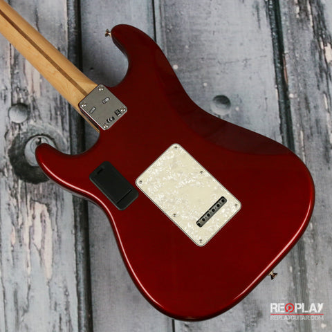 Fender Deluxe Roadhouse Stratocaster (Candy Apple Red)