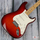Fender Standard Stratocaster Plus Top (Aged Cherry Burst)