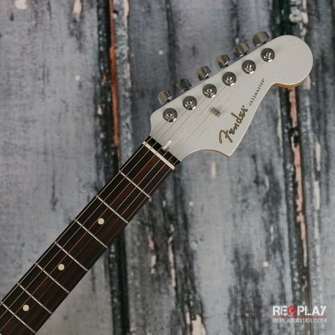 Fender Special Edition White Opal Jazzmaster HH (White Opal)