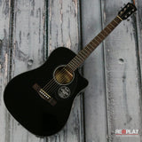 Fender CD 60SCE (Black)