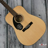 Fender CD 60S LH (Natural)