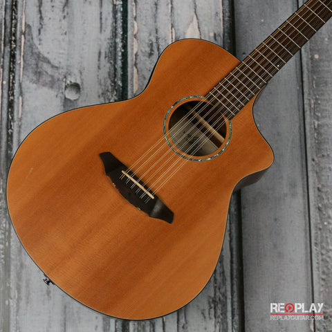 Used - Breedlove 2006 AC250 SM-12 (Natural)