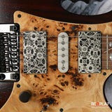 Ibanez JEM77WDP Steve Vai (Charcoal Brown Low Gloss)