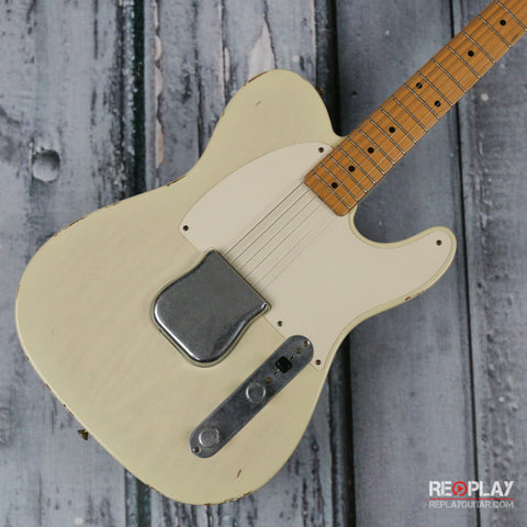 Used - Fender Custom Shop 2005 Esquire Relic (Ash Blonde)