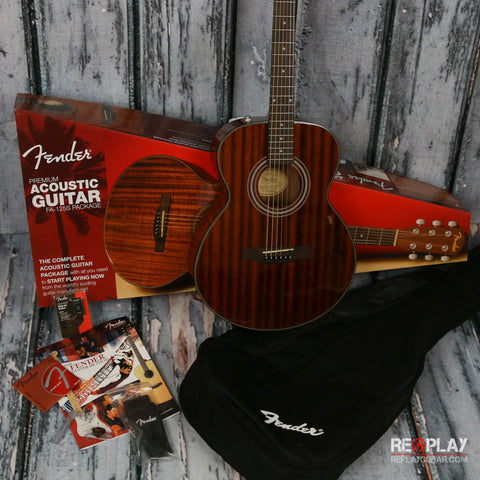 Fender FA-125S Acoustic Pack