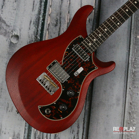 Paul Reed Smith S2 Vela Satin Limited (Vintage Cherry) *Demo Model*