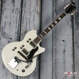 Supro 1593VEW Martinique Deluxe (Ermine White)
