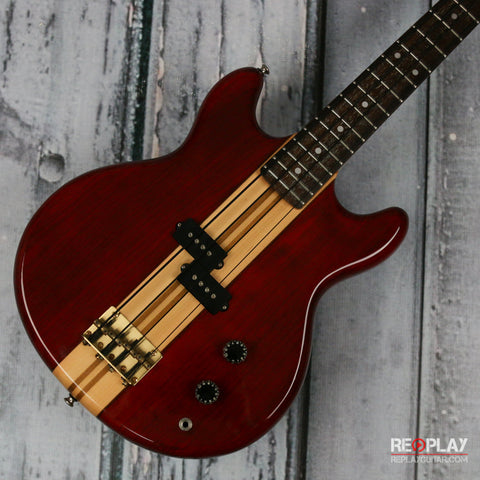 Used - Vantage 1992 VS-695B Bass (Cherry Red)