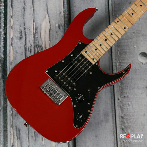 Used - Ibanez 2010 GIO Mikro (Red)