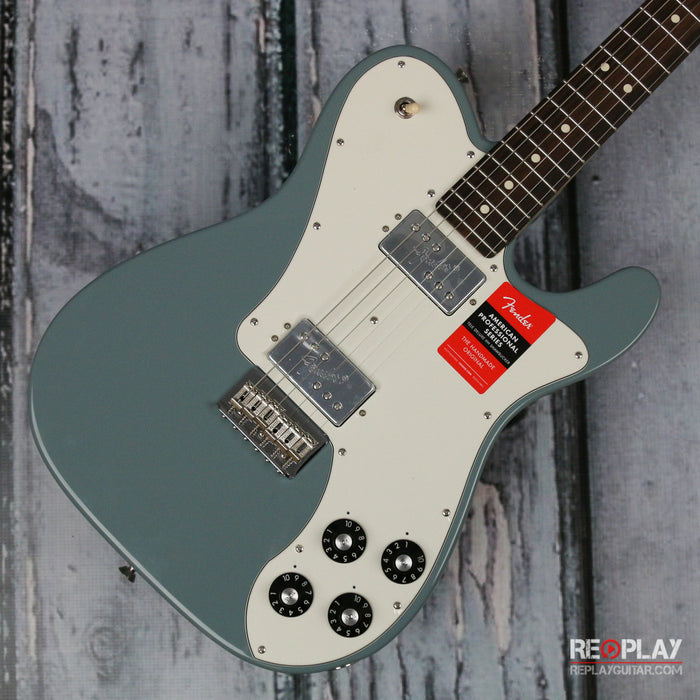 Fender American Professional Telecaster Deluxe (Sonic Grey)